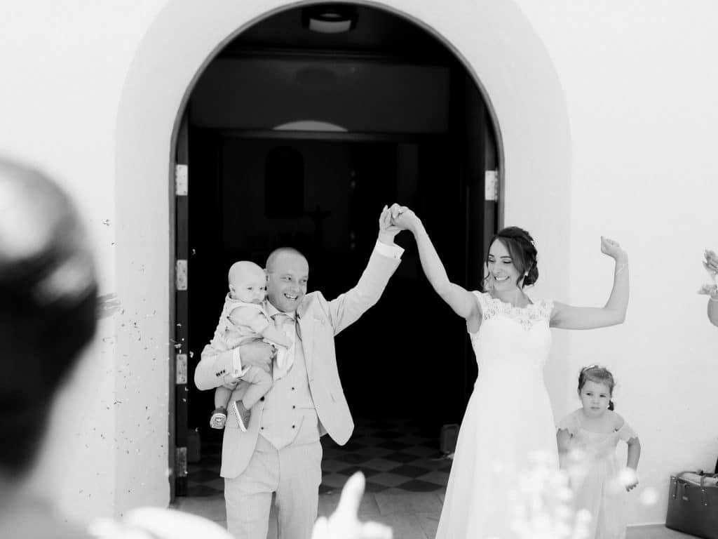 Wedding Es Cubells Church